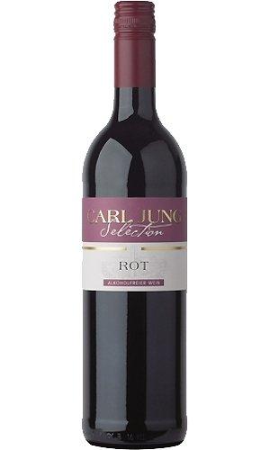 Carl Jung Selection rot 0,75l Alkoholfreier Wein