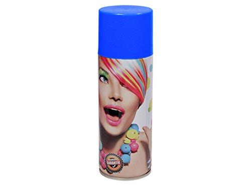 or Spray Fasching Effekthaarspray Farbspray Karneval 250ml von ALSINO, Variante wählen:T77048 blau (Grüne Halloween-haarspray)
