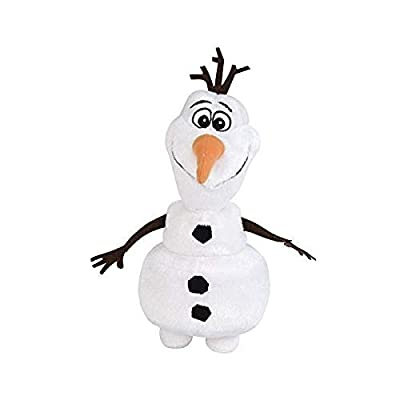 Disney Frozen Olaf Bonhomme de neige Reine des Neiges peluche 35cm de Disney