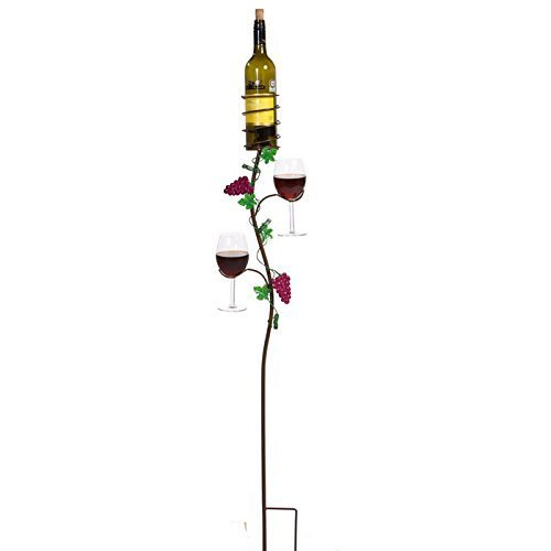 picnic-plus-grapevine-double-glass-bottle-holder-ground-stake-by-picnic-plus