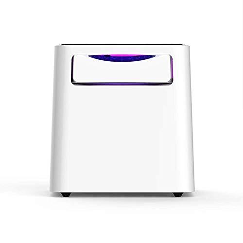HXCLYQ LED tragbarer Mückenschutz - USB Mückenschutz, Mückenschutz Fotokatalysator Mückenschutz ohne Strahlung/Stummschaltung, Wohnzimmer Schlafzimmer