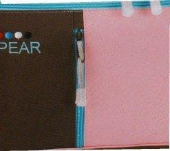 Sporttasche 1475 SPEAR Adventure mit Handyfach in 2 Farben ca. 56,0 x 29,0 x 25,0 cm marine/rot/weiß