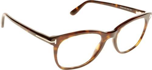 Tom Ford Montures de lunettes FT5310 Pour Femme Black / Tortoise, 50mm 052: Dark Tortoise