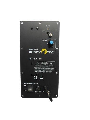 150 Watt Aktives Digital Einbau Verstärkermodul mit Schaltnetzteil 90dB