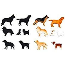 Patchwork Cutters Dog Silhouette Set 1 Cake Decorating Sugarcraft Cutting Tool