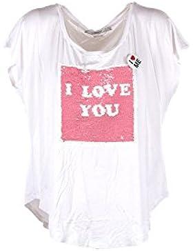 GUESS Camiseta W82I20-K68DO-A000 Valentine Top