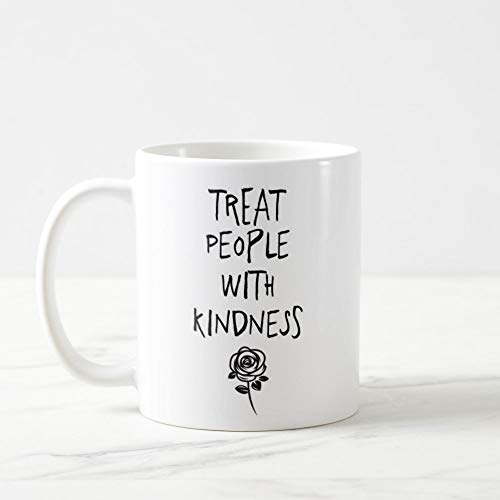 Harry Styles Treat People with Kindness One Direction 1D 1D Kaffeetasse One Direction Geschenk Harry All The Love ()