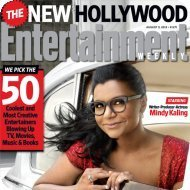 Entertainment Weekly August 9, 2013 - MINDY KALING by