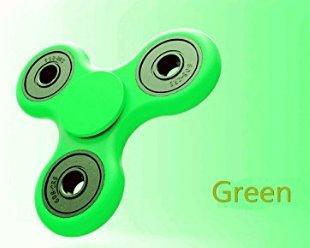 zhoke-triangolo-punta-in-plastica-gyro-finger-spiral-decompressione-giocattoli-1-green