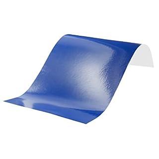Neoxxim 3,77€/m² - Plotterfolie Glanz 9 - enzianblau - 30 x 106 cm -Plotter Folie Möbelfolie matt oder Glanz viele Farben Größen wählbar