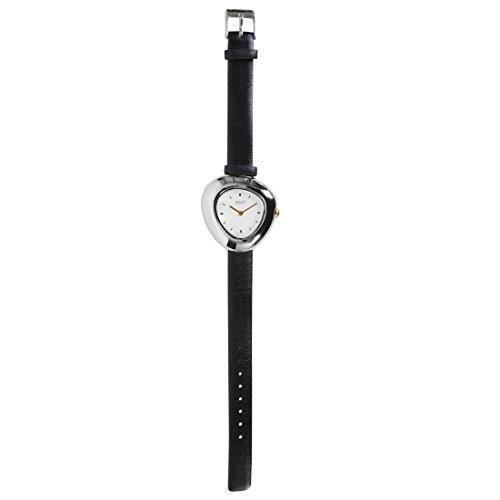 Armbanduhr PEBBLE schwarz - (M11924-462)