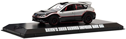 collectibles-783-86220-143-scale-2009-subaru-imprezza-wrx-the-fast-and-the-furious-model-car