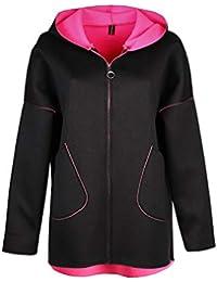 low priced b14c1 49f57 Amazon.it: Giacca In Panno - Giacche e cappotti / Donna ...