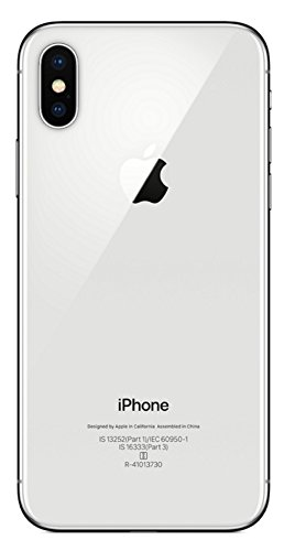 [Get Discount ] Apple iPhone X (64GB) - Silver 31M HGMLesL