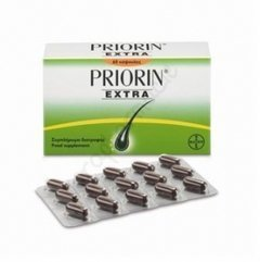 Priorin Extra 30 Capsules by N/A
