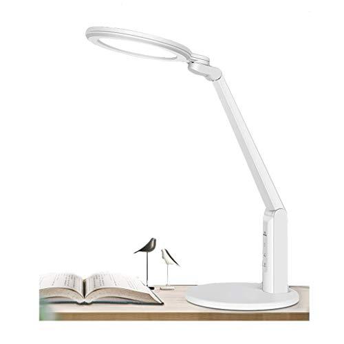 Protection des Yeux Lampe de Lecture LED Gradation Intelligente 6 Vitesses Multi-Angle