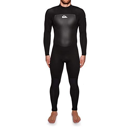 Quiksilver 4/3mm Prologue Combinaison de Surf/Plongée Homme, Black, FR (Taille Fabricant : XL)