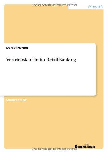 Vertriebskanäle im Retail-Banking