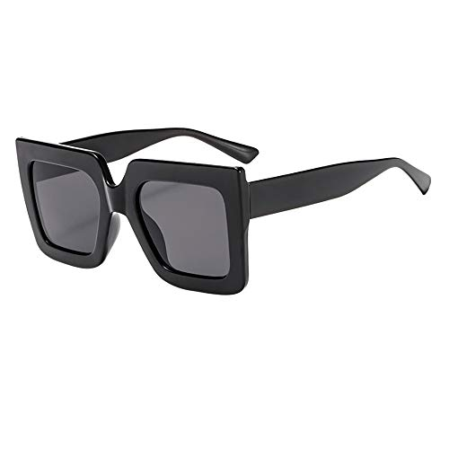 kolila Damen Brillen Sonnenbrillen Verkauf Ausverkauf Vintage Retro Style Große Quadratische Rahmen Mode Strahlung Augenschutz Brille