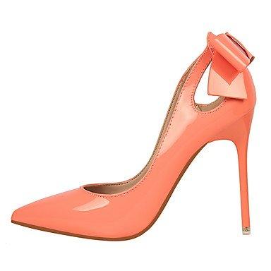 Moda Donna Sandali Sexy donna tacchi Primavera / Estate / Autunno / Inverno piattaforma nozze sintetico / Party & Sera Stiletto HeelBlack / blu / rosso / bianco / Grey