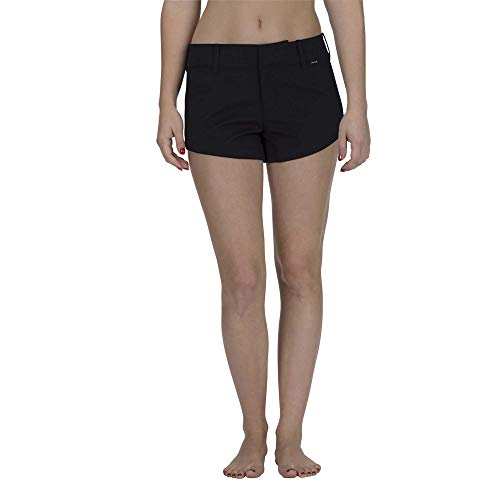 Hurley Damen W Lowrider Chino Short Black, 5
