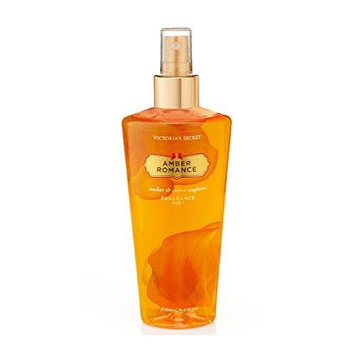 Victoria's secret body mist 250ml amber romance profumi per il corpo