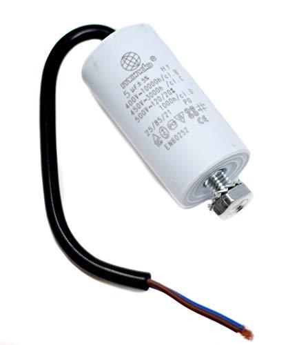 l Motorkondensator mit Kabel 5 µF, 450 V ()
