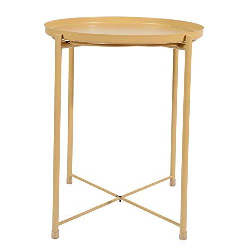 Snack-Ronda lado del extremo de la tabla Mesa for sofá esquina de ...