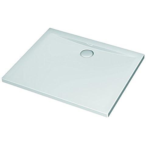 Douche 80 X 90 - Ideal Standard K517801 Ultra flat Receveur rectangulaire