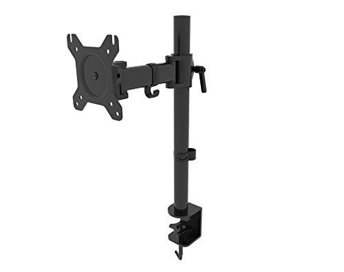 HFTEK® HF27DB Monitor Tischhalterung TV Tisch Halterung Halter Desk Mounts Bracket