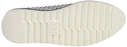 XTI 47772, Sneaker Infilare Donna Grigio (Grey)