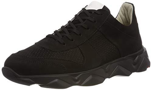 LLOYD Herren Aspen Sneaker, Schwarz/Offwhite 0, 42.5 EU