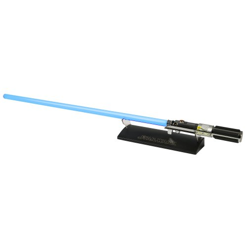 Hasbro - Star Wars réplique 1/1 sabre laser Force FX Anakin Skywalker