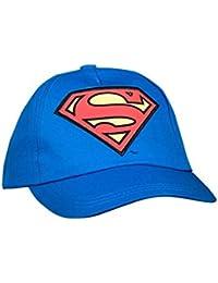Offizielle Superman Jungen Baseball-Mütze Alter 1-12Years