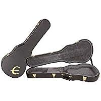 Epiphone KAT-Series Hard Case - Caja rígida para guitarra, color negro