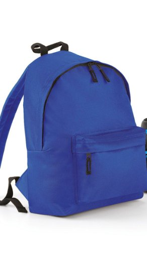 BagBase - Junior Fashion Rucksack Fuchsia