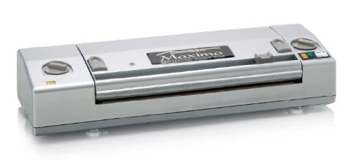 Magic Vac Maxima – Vacuum Sealers (Grey, 800 mbar, 4 kg, 500 x 160 x 100 mm, 230 V, 50 hz)