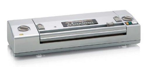 Magic Vac Maxima - Vacuum Sealers (Grey, 800 mbar, 4 kg, 500 x 160 x 100 mm, 230 V, 50 hz)