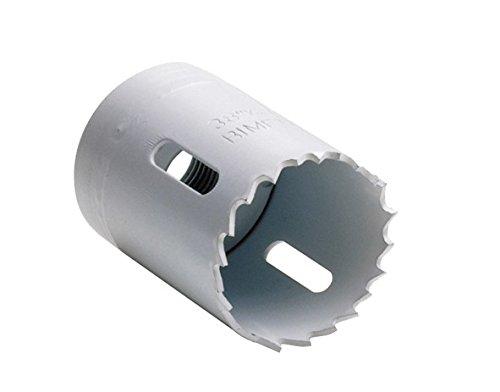 Makita D-35586 - Crown bimetallico di 108 mm per l\'acciaio, metallo, legno o plastica