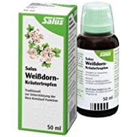 Salus Weißdorn-Kräutertropfen Spar-Set 3x100ml. Zur Unterstützung der Herz-Kreislauf-Funktion. preisvergleich bei billige-tabletten.eu