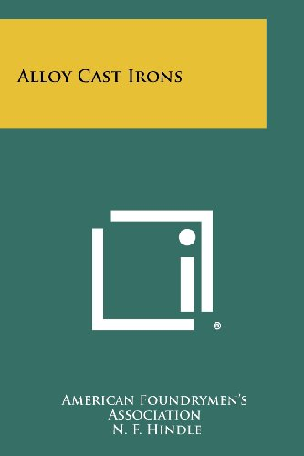 Alloy Cast Irons