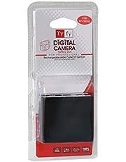 Tyfy F970D Sony Battery 6600 mAh with Indicator (Black)