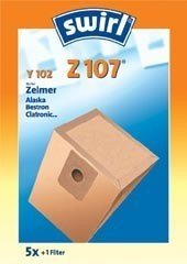 Melitta 135875 Staubbeutel für Zelmer Z 107 (Ve5)