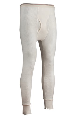 INDERA Men's Tall Traditional Long Johns Thermal Underwear Pant