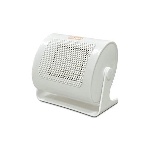 GXDHOME Termoventilatori Termoventilatore, Mini Spazio Personale Stufe Elettriche in Ceramica Elettrico Ventilatore...