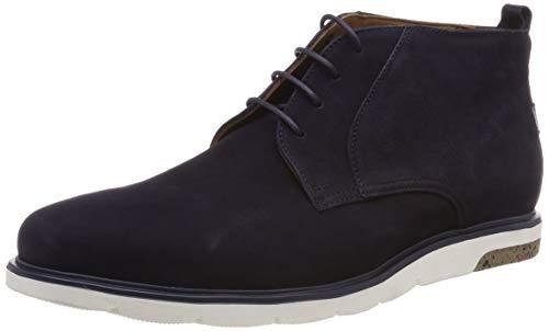 LLOYD Herren HADAR Chukka Boots, Blau (Midnight/Pacific 3), 43 EU -