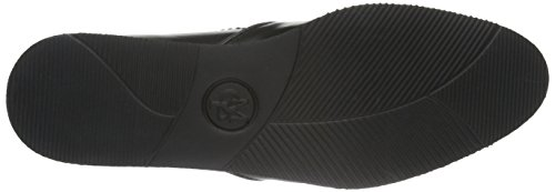 Marc O'Polo Damen 60713553201105 Loafer Slipper Schwarz (black 990)