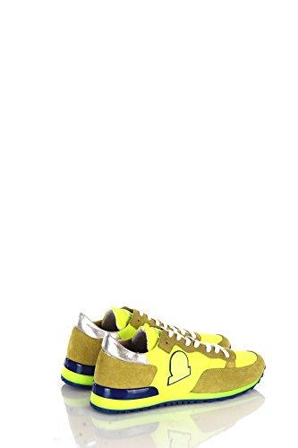 Invicta 4461100, Sneaker a Collo Basso Unisex-Adulto Giallo Fluo