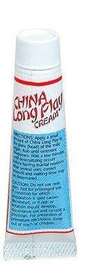China Long Play Cream (Gels Creme und Salben)