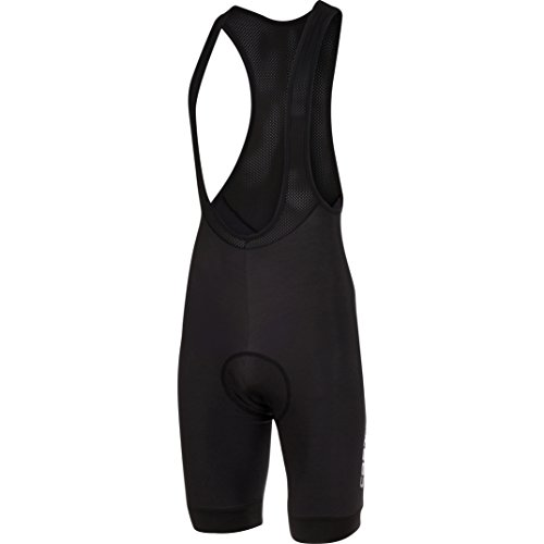 Castelli - Nanoflex 2 Bibshorts, color negro, talla XL